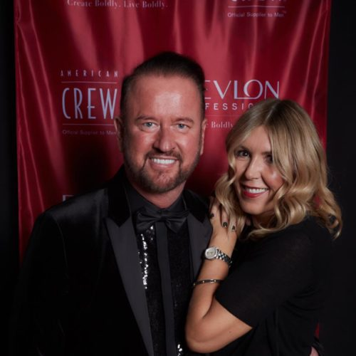 Mark Leeson announced Revlon Professional Global Artistic Ambassador