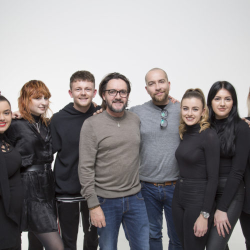 Schwarzkopf Professional's 2018 Young Artistic Team X Hooker & Young