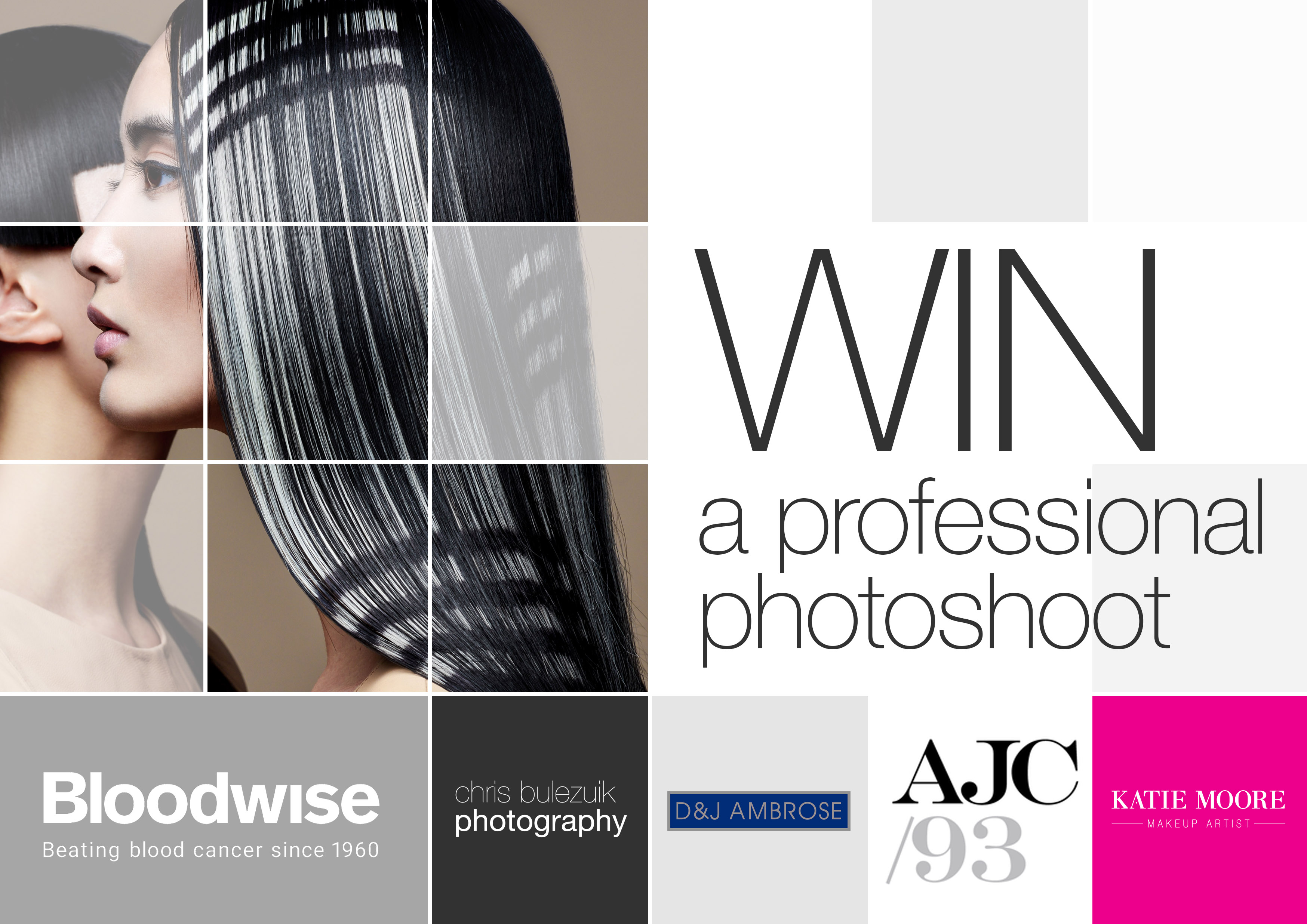 WIN a professional photoshoot worth £8000!