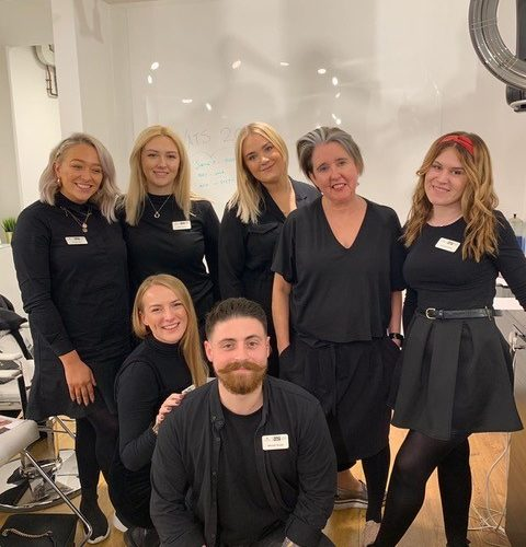 Introducing the Schwarzkopf Professional Young Artistic Team 2019