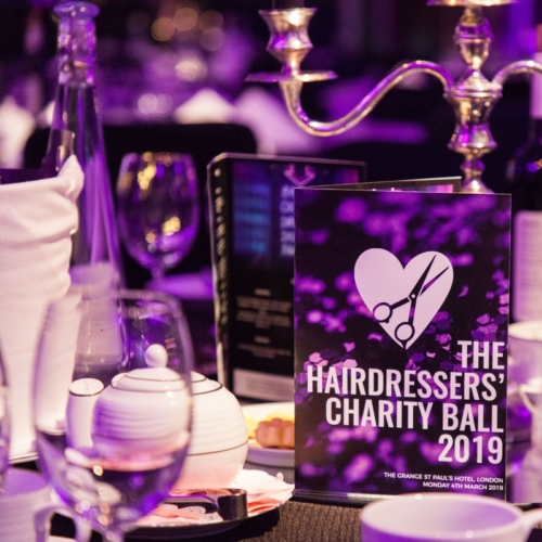 The Hairdressers' Charity Fundraising Ball