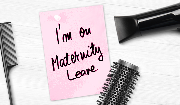 NHF asks: what maternity rights do self-employed hairdressers have? 2