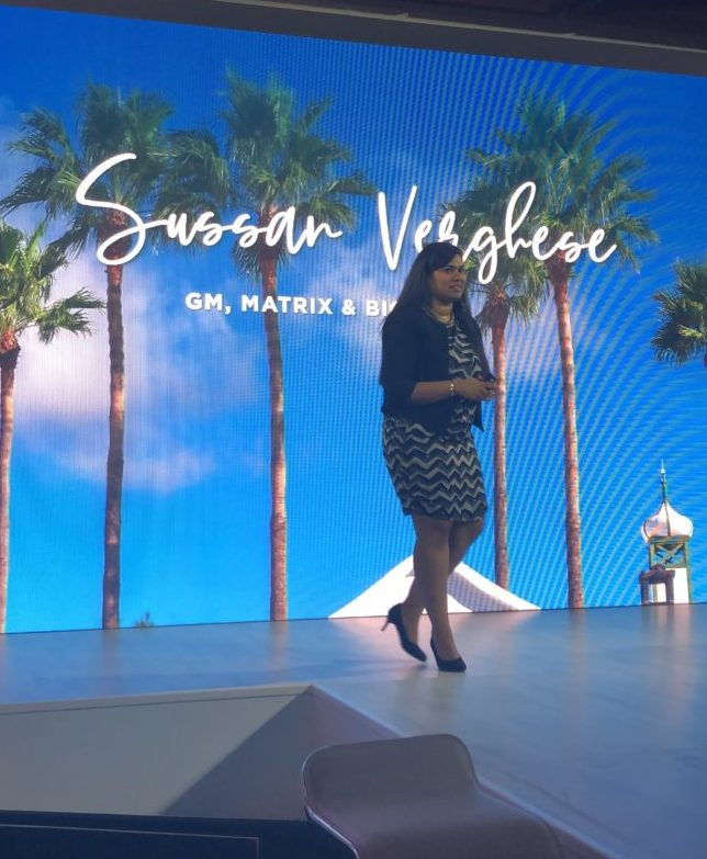 Out Of Office: Matrix and Biolage National Conference 2019