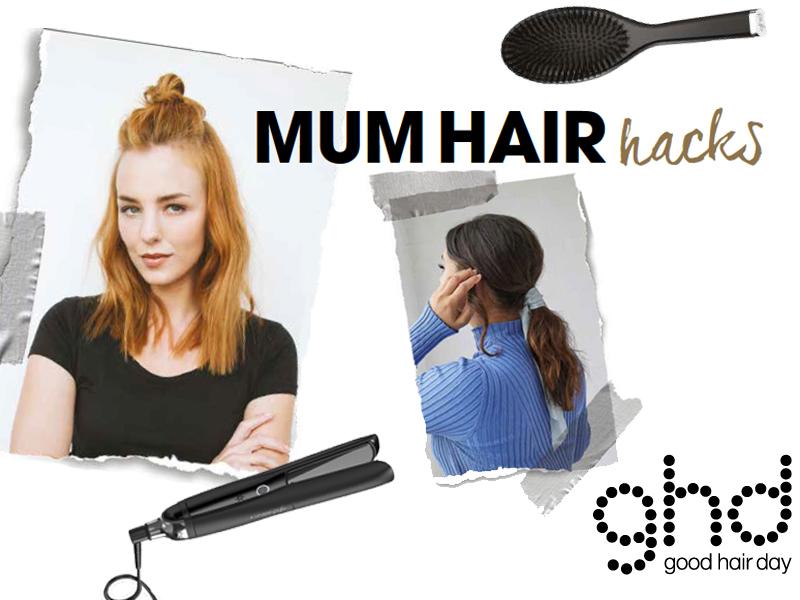Mum Hair Hacks