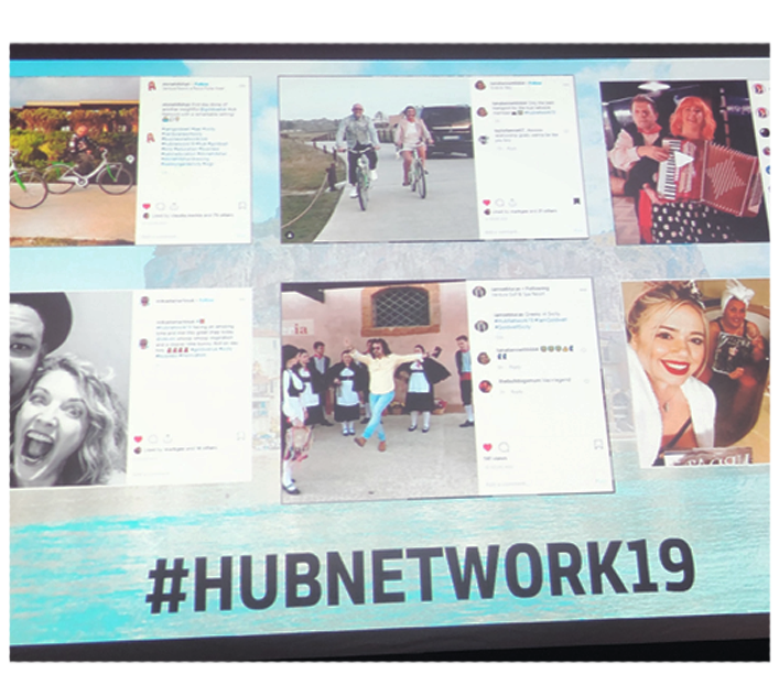 Out of Office: Goldwell's Hub Network 2019 30