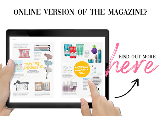 Professional Hairdresser magazine now available online 1
