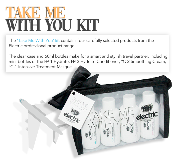 take me with you holiday kit
