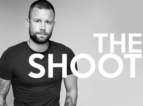The Shoot - A two-day course with ghd Creative Artist Luke Benson 2