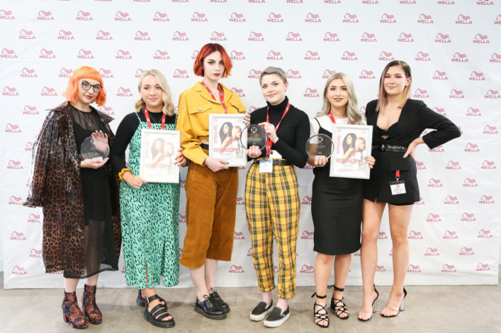 Wella Professionals XPOSURE winners crowned 1