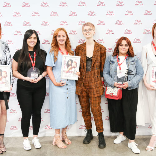 Wella Professionals XPOSURE winners crowned
