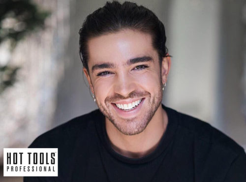 Jay Birmingham announced as Hot Tools Pro new European Celebrity Hair Ambassador