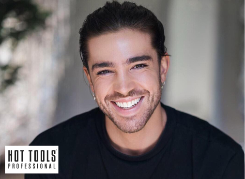 Jay Birmingham announced as Hot Tools Pro new European Celebrity Hair Ambassador