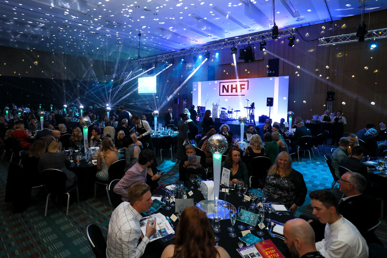 Are you and NHF/NBF Business Awards Finalist?