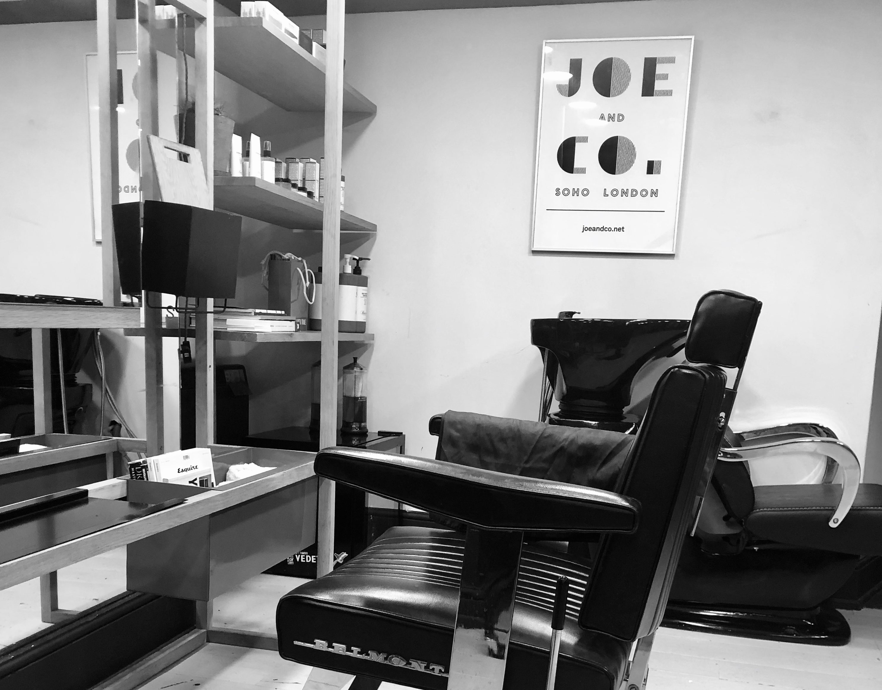 Joe and Co pop-up barbershop opens in Notting Hill
