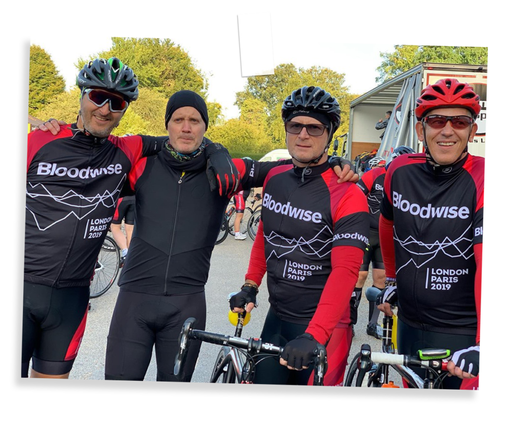 A Successful Pedal to Paris 1