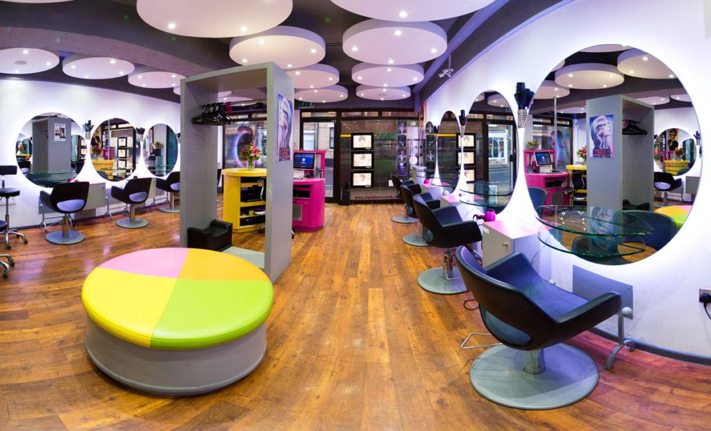 Anne Veck's 'Carbon Neutral' salon. 1