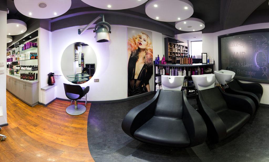 Anne Veck's 'Carbon Neutral' salon. 2