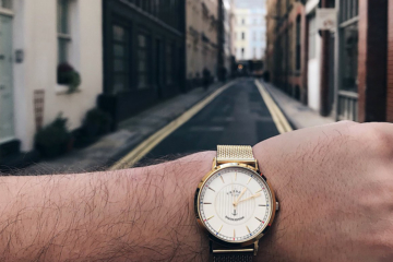 Camden Meets Shoreditch with the Thy Barber watch 10