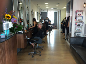 Celebrating 50 years as one of London's top independent salons 2