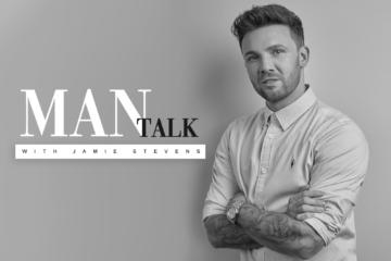 Man Talk with Jamie Stevens 1