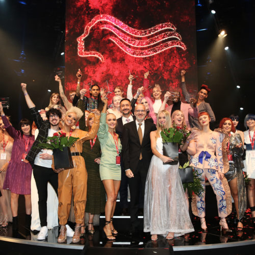 Wella TrendVision UK & I Final Winners announced! 1