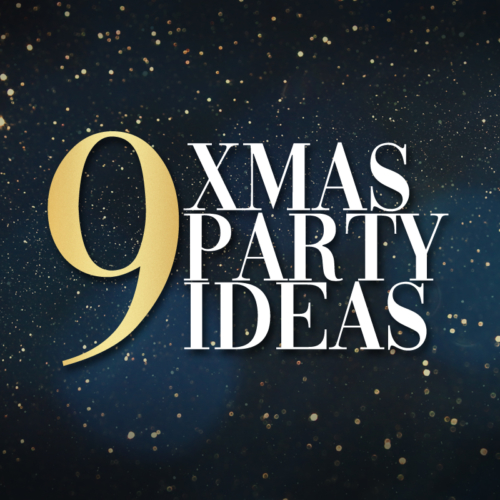 9 Glam Christmas Party Ideas