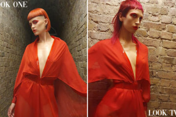 HOB Academy Creative Team Get Look from the Wella Trend Vision UK Final 3