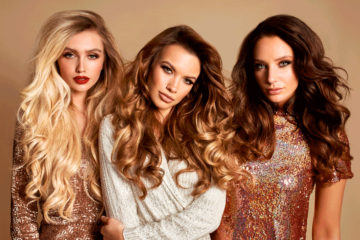 It's almost Christmas, so get ready to party with Hairdreams! 1