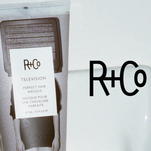 R+Co launches TELEVISION Masque 1