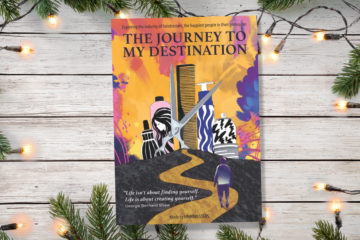 The Journey to My Destination is the perfect Christmas gift!
