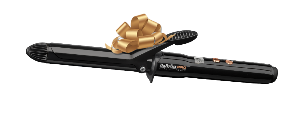 WIN a BaBylissPro Titanium Expression 25mm Tong 1