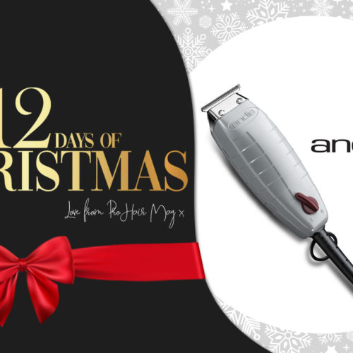 WIN an Andis Iconic T-Outliner® Trimmer