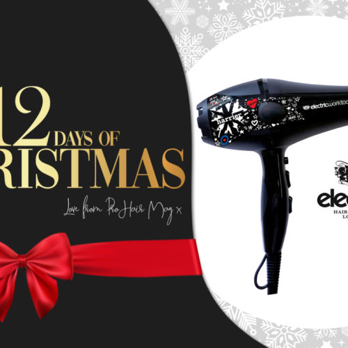 WIN an Electric WT-1 Harrier Hairdryer