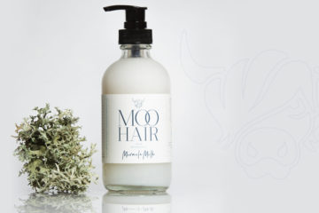 A Miracle in a bottle   Moo Hair Miracle Hair Milk 1