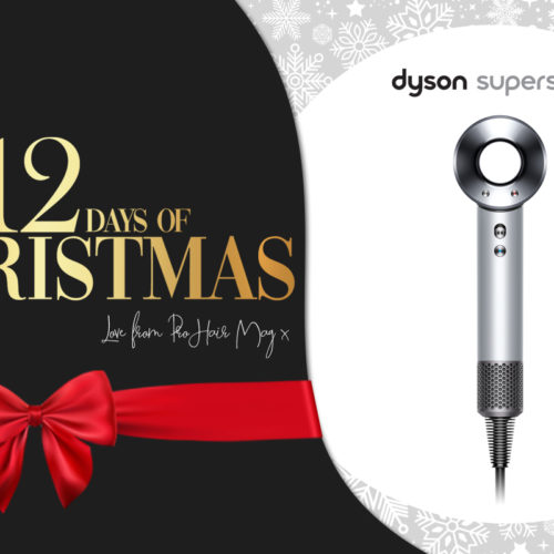 WIN a Dyson Supersonic™ hair dryer 4