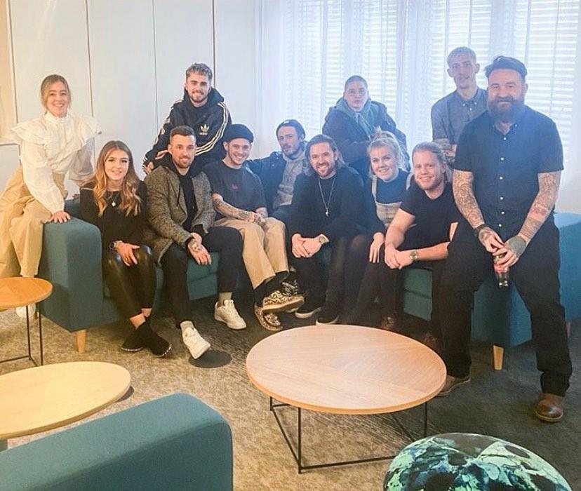 Fellowship Team First Days Underway 1