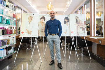 Headmasters collaborates with RED Magazine
