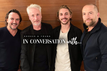 Hooker & Young | In Conversation With Goldsworthy