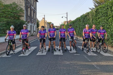 Would you cycle from Tunbridge Wells to Girona? The Chapel's challenge for the Hair & Beauty Charity!