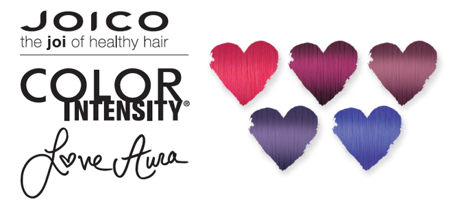 JOICO Love Aura Color Intensity Collection 1