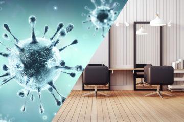 Barbershop owner, Joe Mills, implements policies to deal with Coronavirus