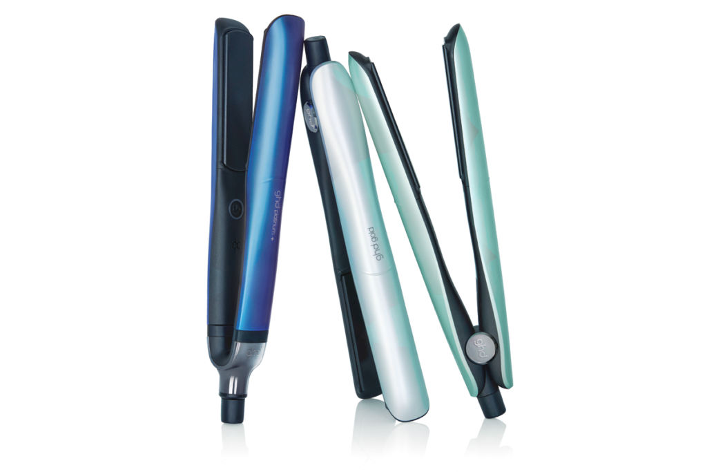 ghd announces their NEW Upbeat Collection 1