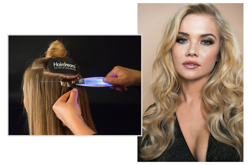 Hairdreams introduces the application tool all extensionists have been waiting for! 1