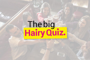 The Big Hairy Quiz | The online 'pub quiz' for hairdressers!