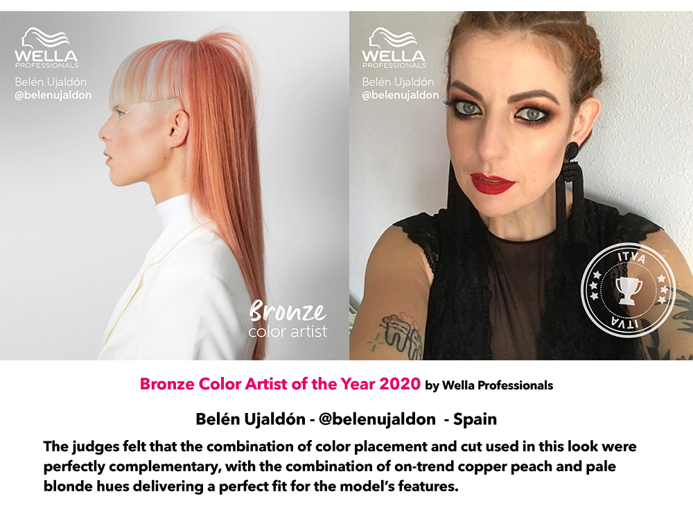 Wella Professionals Announces the Winners of the 2020 International TrendVision Award - ITVA 3