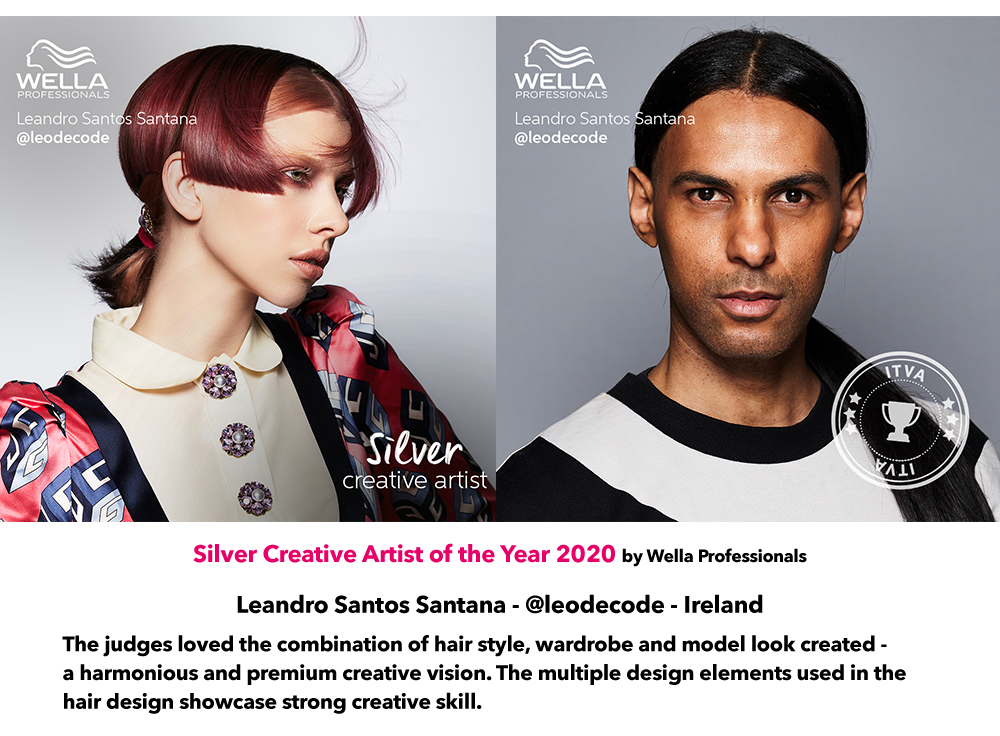 Wella Professionals Announces the Winners of the 2020 International TrendVision Award - ITVA 4