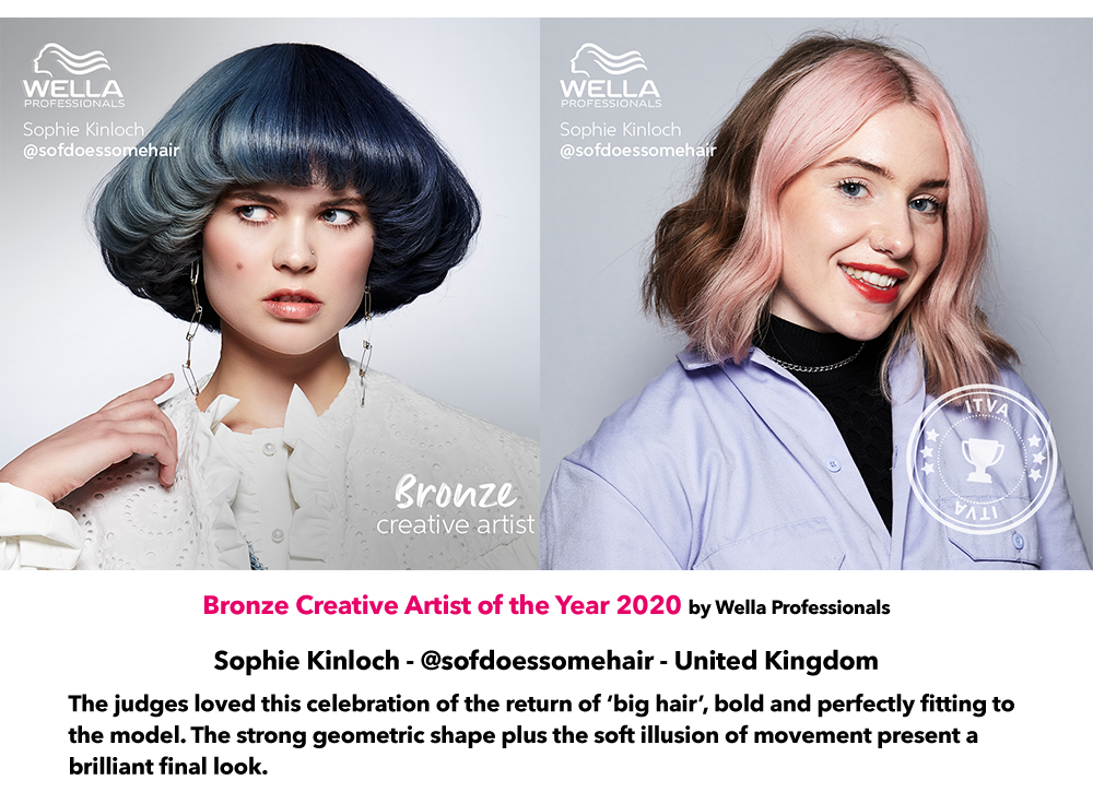 Wella Professionals Announces the Winners of the 2020 International TrendVision Award - ITVA 5