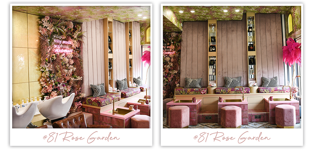 Pink Salon | 81 Rose Garden 1