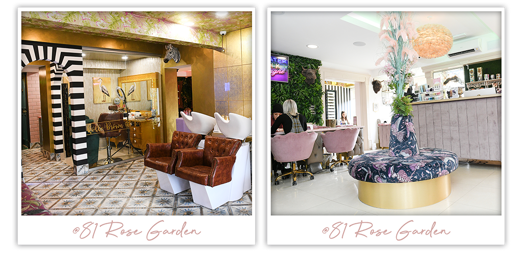 Pink Salon | 81 Rose Garden 3