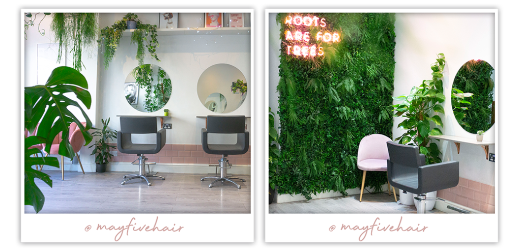 Salon Inspiration | MAYFIVE Salon 2
